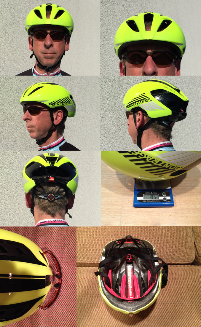 Bontrager Collage
