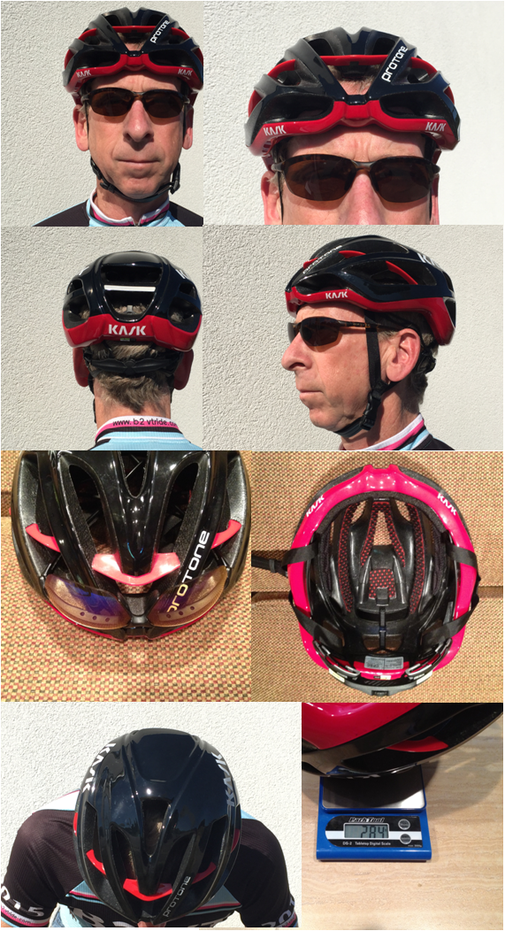 Kask Collage