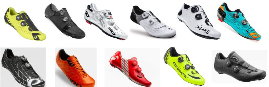 THE BEST ROAD CYCLING SHOES | In The