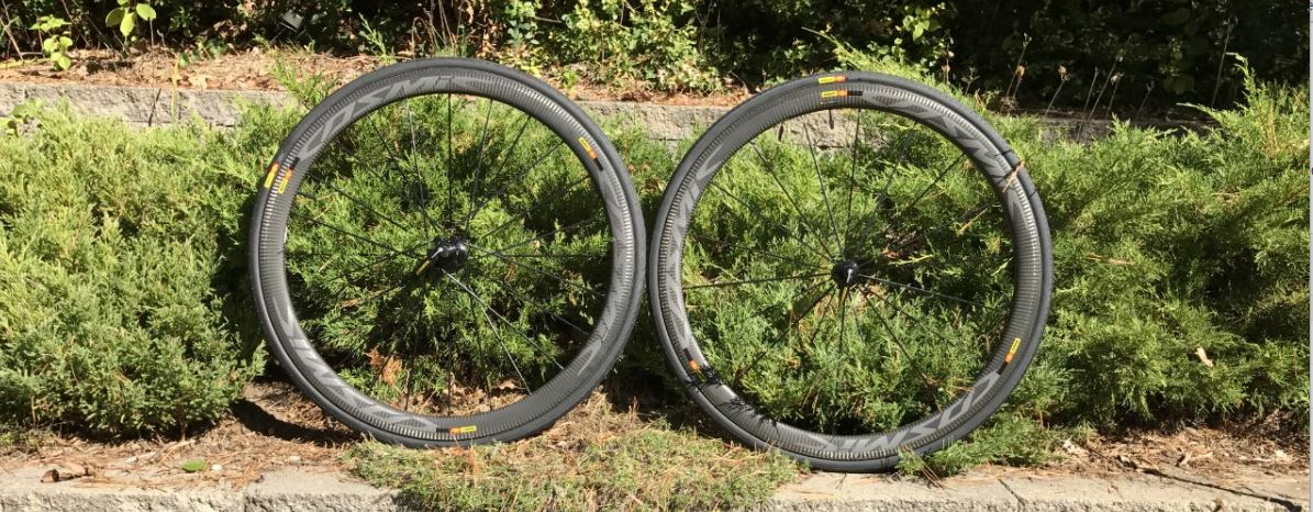 887ff25cd24 Mavic has finally joined the all-carbon wheelset peloton with their 40mm  deep Cosmic Pro Carbon SL Clincher. Here's my review.