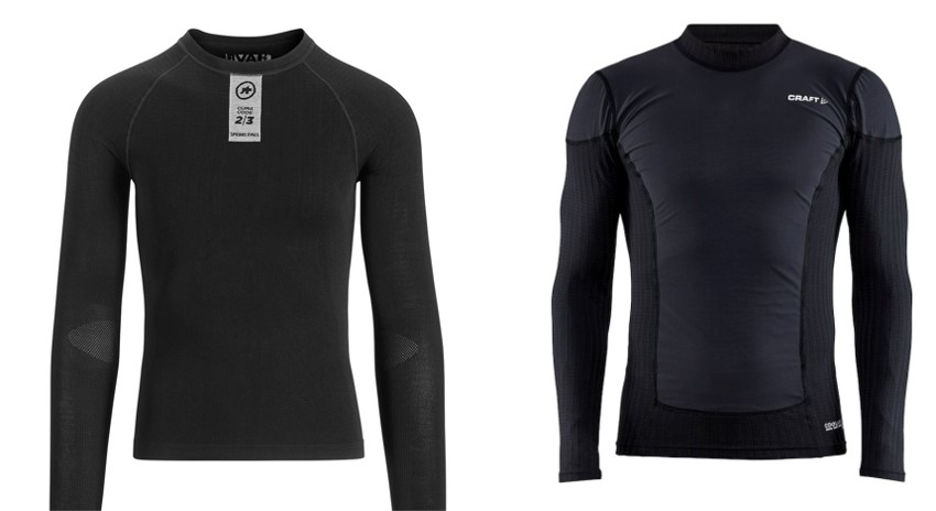 Long Sleeve Fall Spring Base Layers
