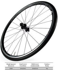 HED Ardennes RA Pro Rim Brake Upgrade Wheels