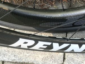 Reynolds Aero 46 DB carbon disc wheelset