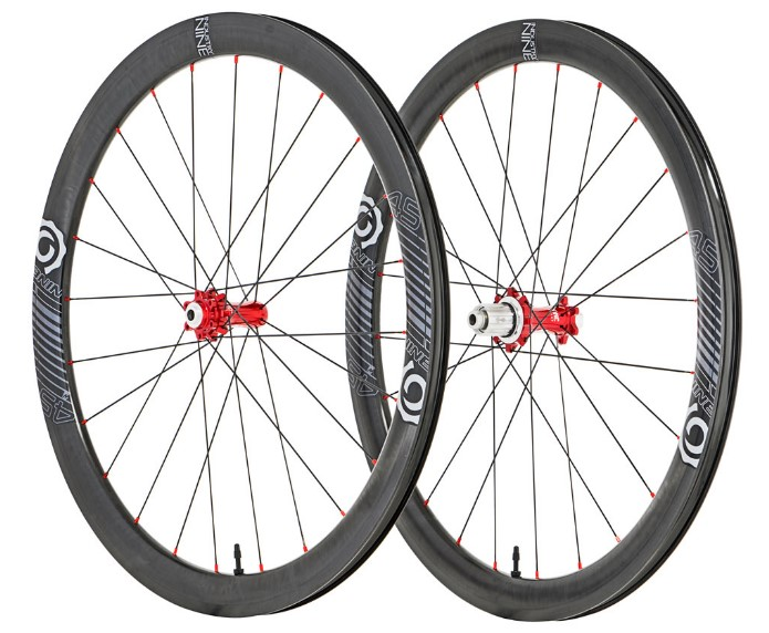i9.45 carbon disc wheelset