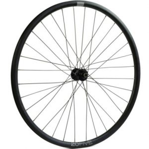 Hope 20FIVE-Pro 4 Road / CX Disc Front Wheel - 700c - Blue / Quick Release / 6 Bolt / Front / Clincher / 700c