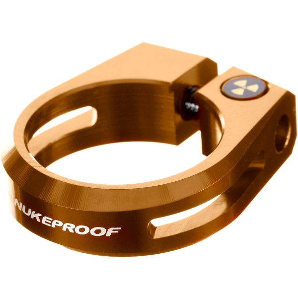 Horizon Seat Clamp - 34.9mm Copper | Seat Post Clamps