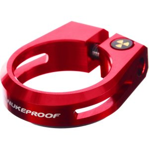 Horizon Seat Clamp - 34.9mm Red | Seat Post Clamps