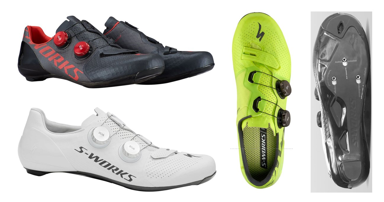 Specialized S-Works 7 colors