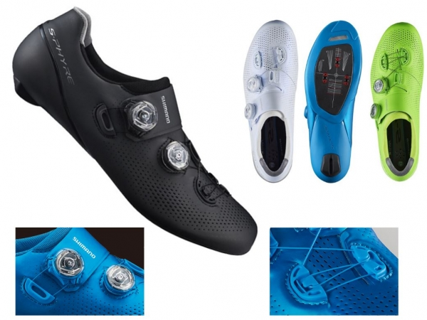 Shimano S-Phyre RC901 Collage