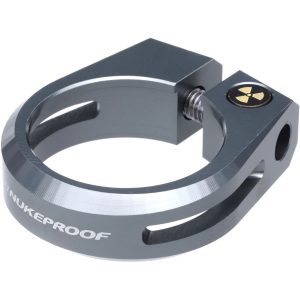 Horizon Seat Clamp - 31.8mm Gray | Seat Post Clamps