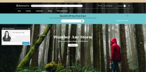 Online Outdoor Stores - Backcountry