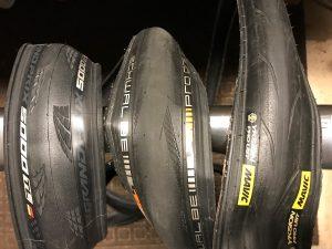 Tubeless Road Tires