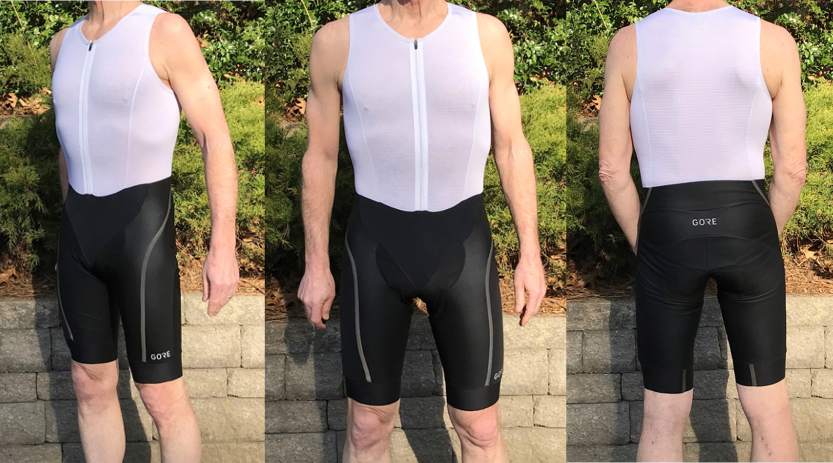 Gore C7 Gore-Tex Infinium Bib Short+ cycling clothing