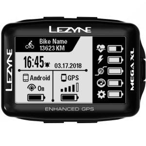 Lezyne Mega XL GPS Smart Loaded Computer