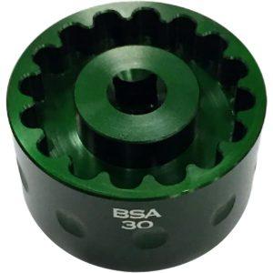 Abbey Bike Tools Bottom Bracket Socket - Single Sided BSA30
