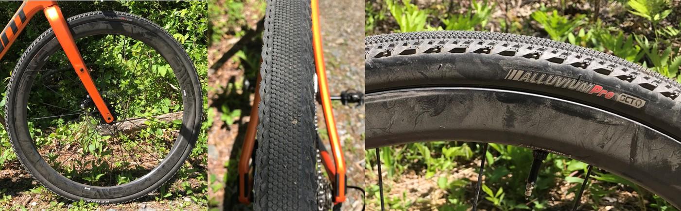 Kenda Alluvium Pro Gravel Tires