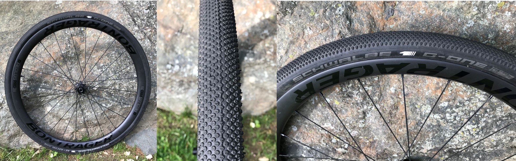 Schwalbe G-One Allround Gravel Tires