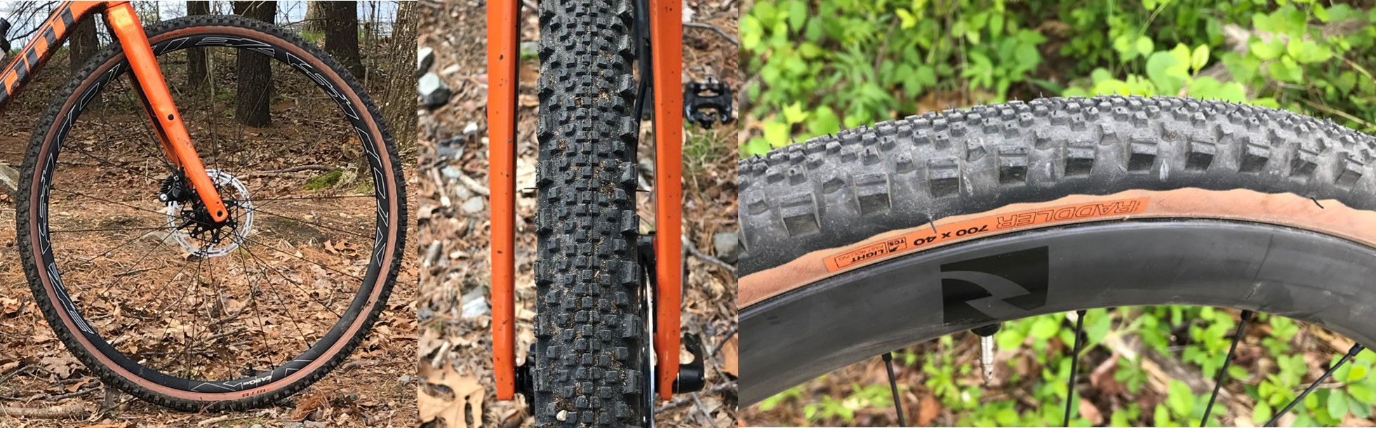 WTB Raddler Gravel Tires