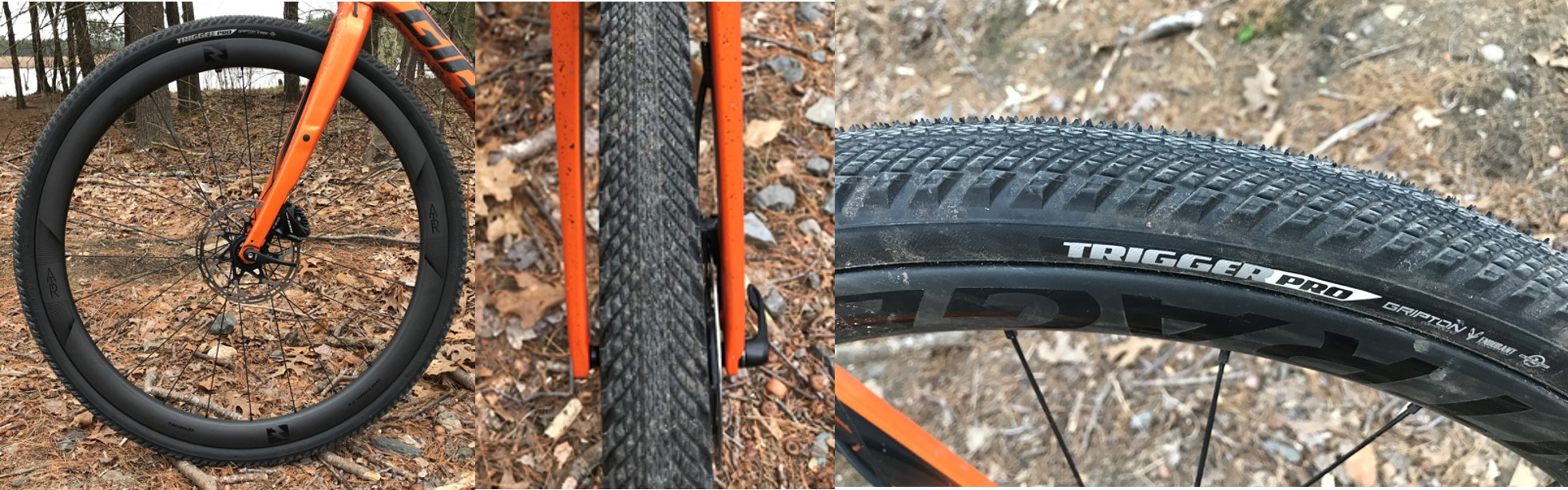 Specialized Trigger Pro Gravel Tires