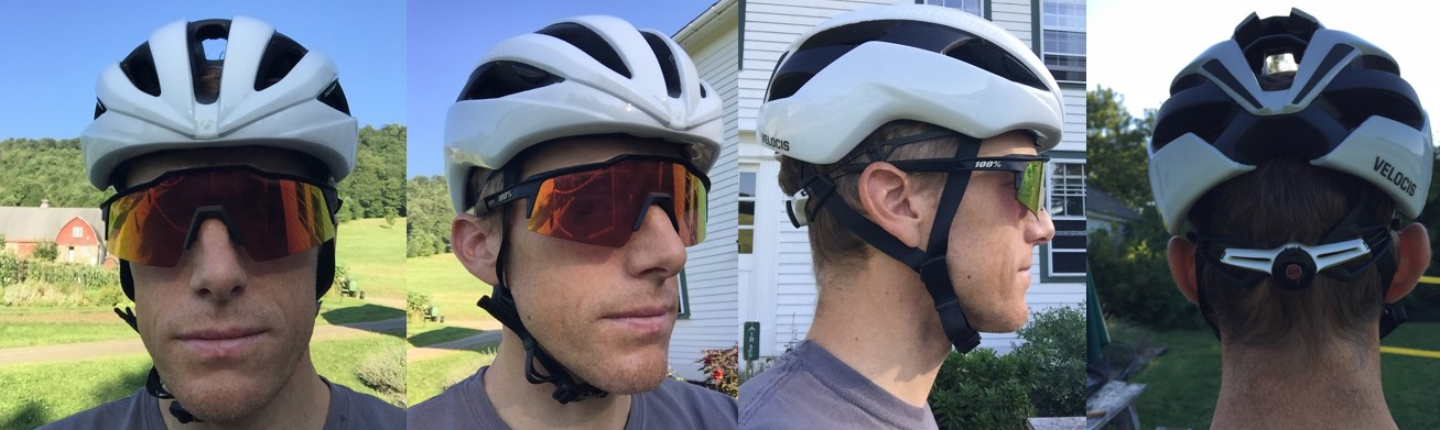 Bontrager Velocis - one of the Best Road Bike Helmets