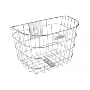 Electra Stainless Wire Headset Mounted Basket
