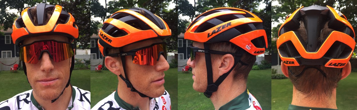 Lazer G1 Road Bike Helmet