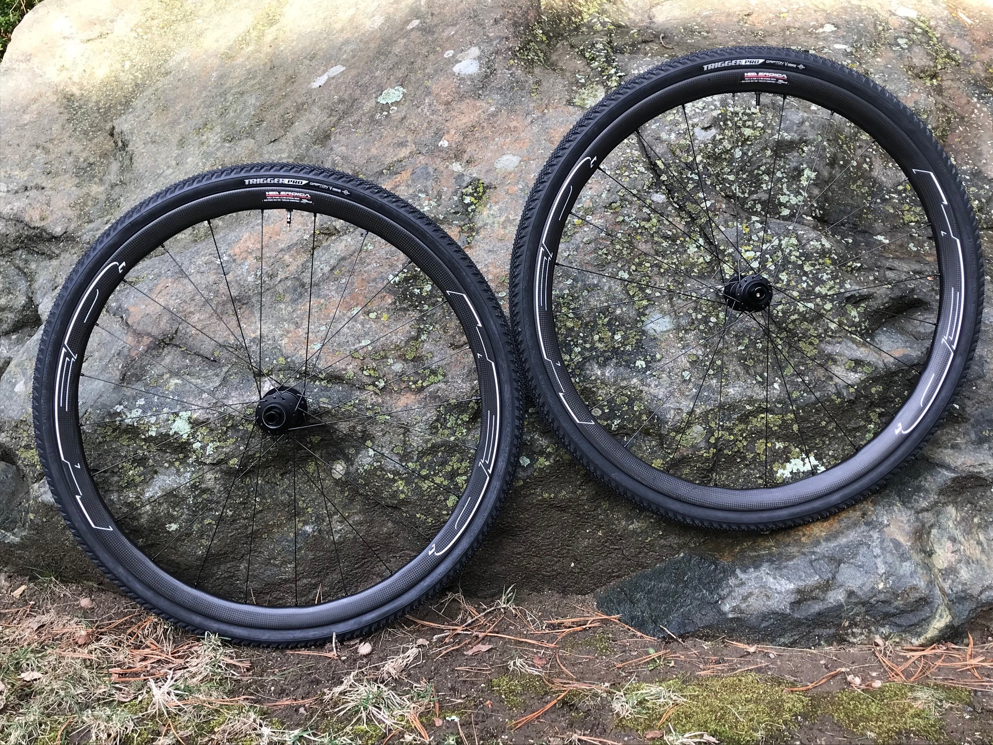 HED EMPORIA GA PERFORMANCE GRAVEL WHEELS