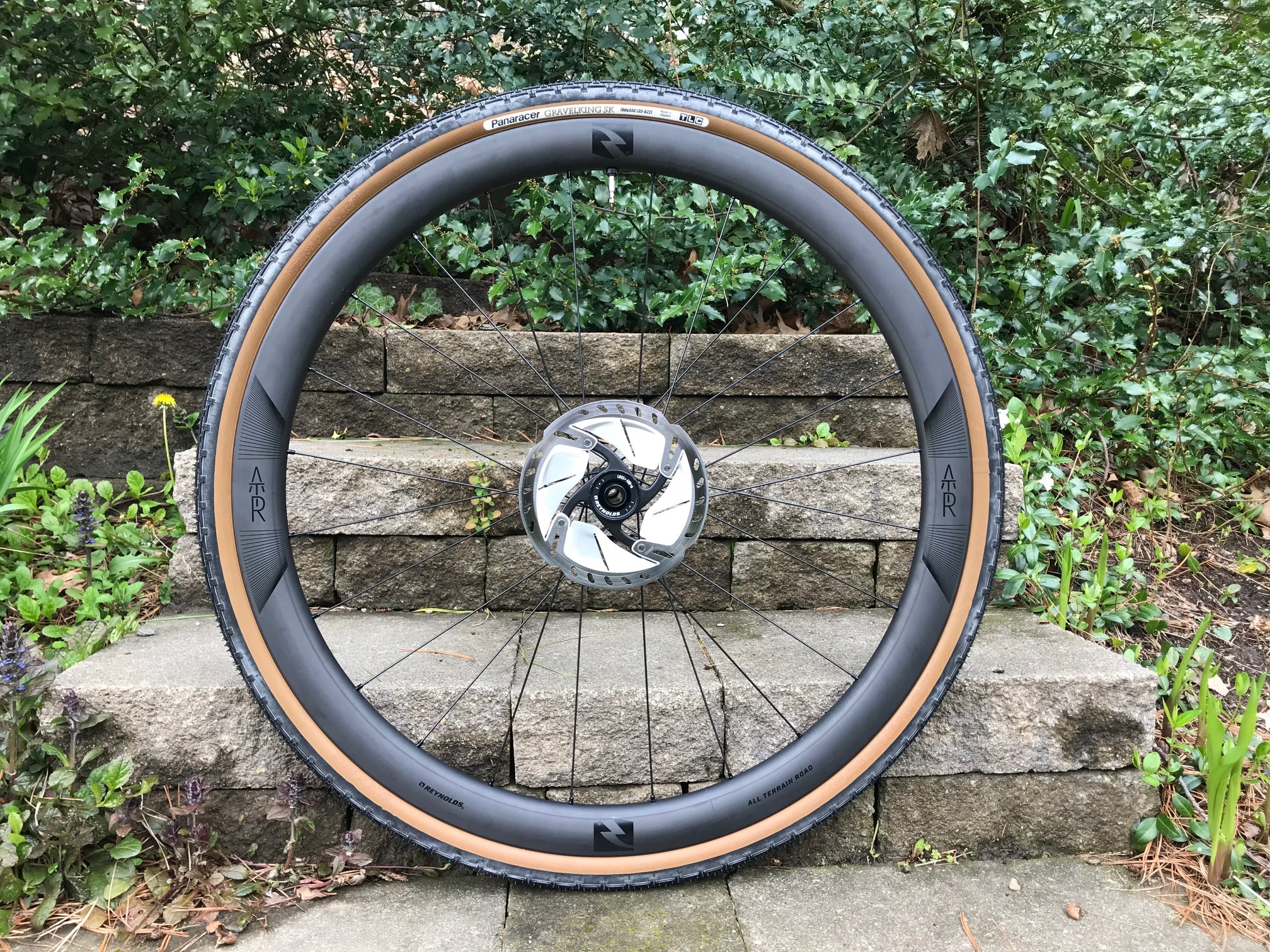 REYNOLDS ATR X GRAVEL WHEELS