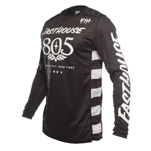 Fasthouse | 805 Long Sleeve Jersey Men's | Size Small in Black
