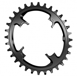 OneUp Components | SWITCH Shimano Oval Chainring 28T | Aluminum