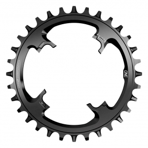 OneUp Components | SWITCH Shimano Round Chainring 28T | Aluminum