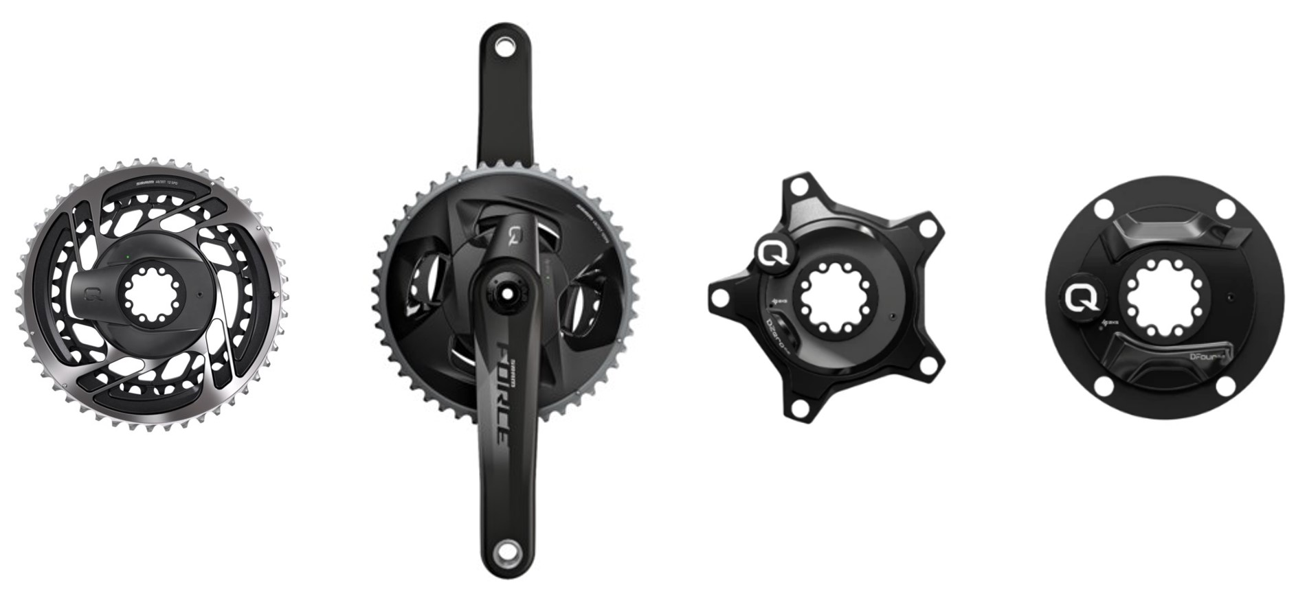 Quarq power meters