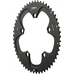 SRAM | Force 22 Chainrings 130Bcd | Black | 130Bcd, 53 Tooth, 11 Speed