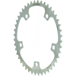 Surly | Stainless Steel Chainring | Silver | 94mm, 30 Tooth, 5 Bolt
