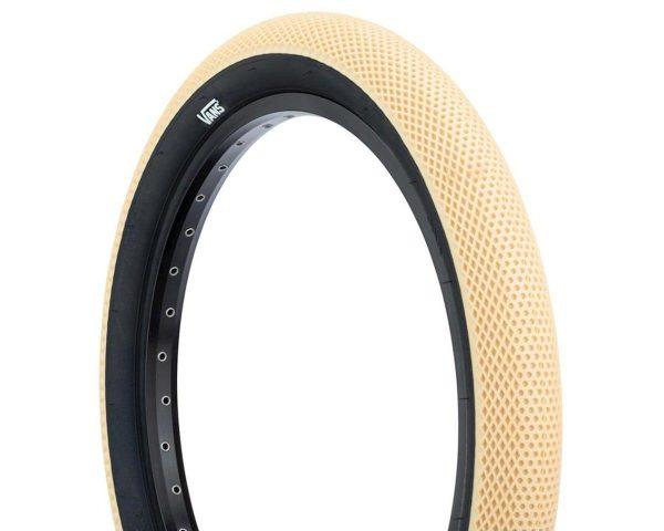 Cult Vans Tire (Cream/Black) (20 x 2.40) - 05-TIRE-CV-2.40-CRM