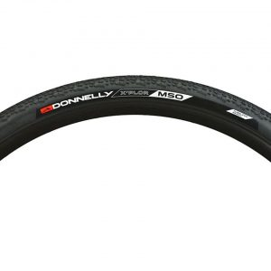 Donnelly Sports Donnelly X'Plor MSO Tire, 700x36mm, Tubeless, Folding, Black - D10089