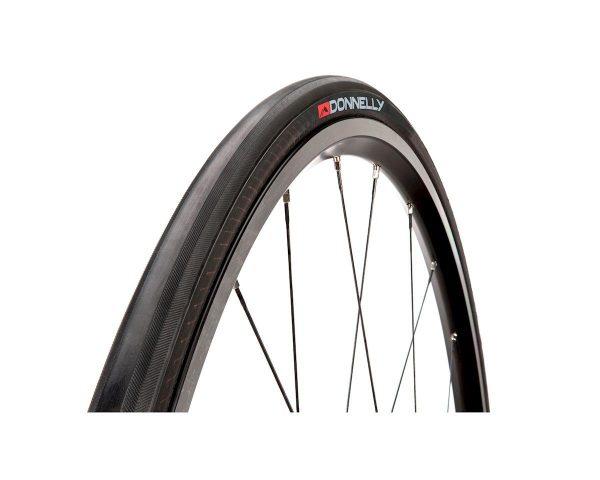 Donnelly Sports Strada LGG Road Tire (Black) (700 x 25) (Folding) - 00030