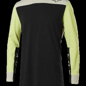 Fox Racing Defend Delta Long Sleeve Jersey [Black] Xl