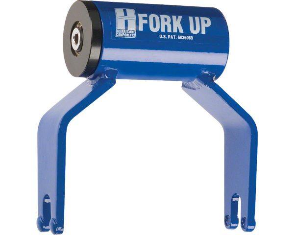 Hurricane Components Fork Up Adaptor (Cannondale Lefty Fork) - 1012C