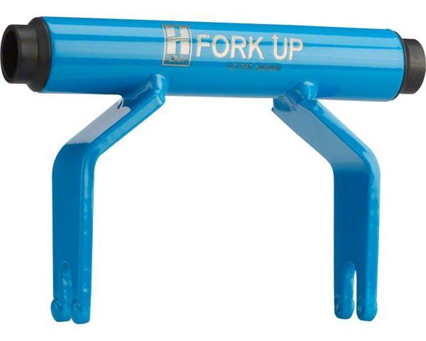 Hurricane Components Hurricane Brutus Fat Bike Fork Up Adaptor (Fits 15mm x 150mm) - 1050-14