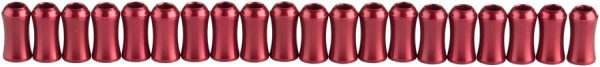 Jagwire Housing Extension for Elite Link Shift or Brake Kit, Red