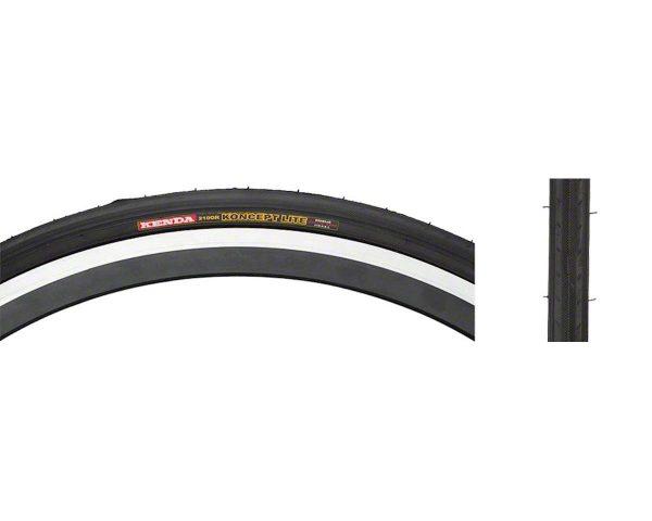 Kenda Koncept Tire (Folding) (Black) (650c x 23) - 044T4N62