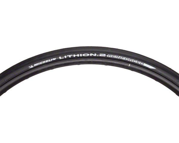 Michelin Lithion 2 Reinforced Tire (Black) (700 x 23) - 88034