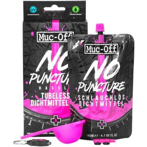 Muc-Off No Puncture Tubeless Sealant Kit (140ml) - 827