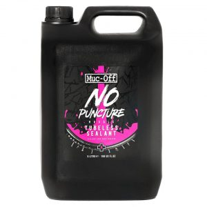 Muc-Off No Puncture Tubeless Tire Sealant (5 Liter) - 823
