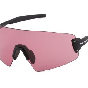 Optic Nerve Fixie Blast Sunglasses (Matte Black) (Rose Lens) - 22101