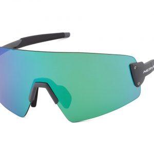 Optic Nerve Fixie Blast Sunglasses (Shiny Grey) (Green Mirror Lens) - 22102