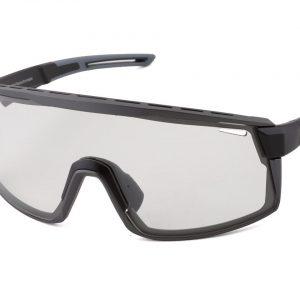 Optic Nerve Fixie Max Sunglasses (Matte Black/Aluminum Lens Rim) (Photochromatic Lens) - 22080