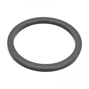 Origin8 Alloy 2mmx1-1/8 Headset Spacers, Bag of 10