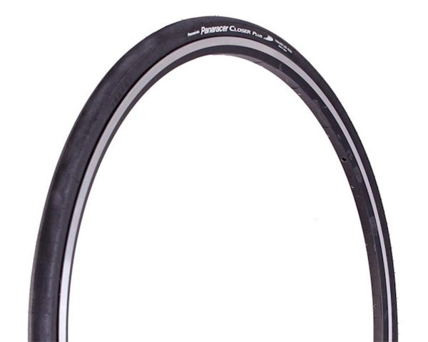 Panaracer Closer Plus Tire (Black) (700 x 23) - RF723-CLSP-B